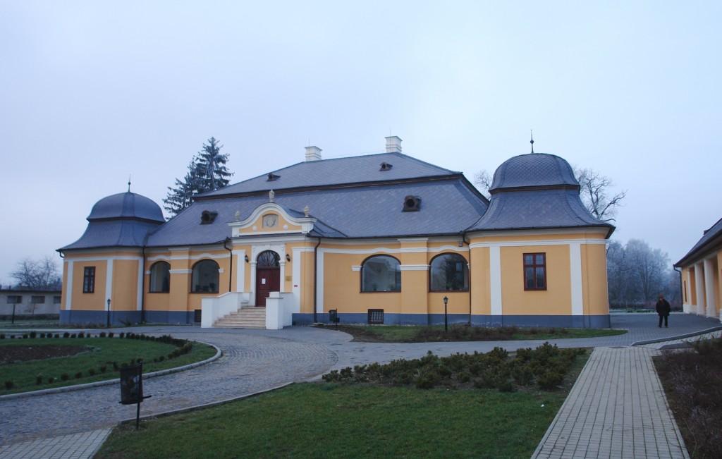 Tomcsányi kastély - Beregi Múzeum
