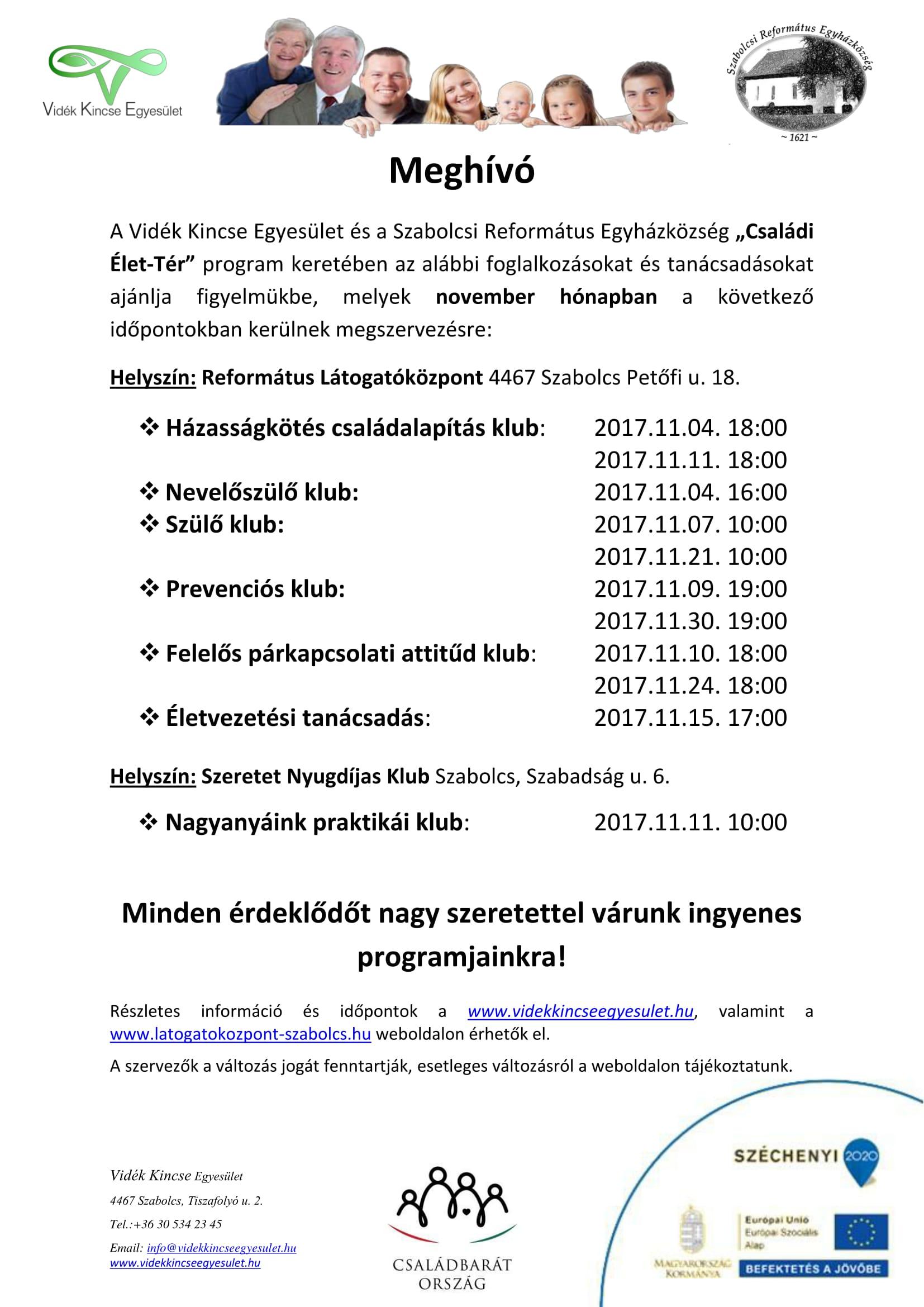 Meghívó Szabolcs november-1